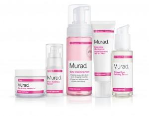 Dr Murad-pompower- facial
